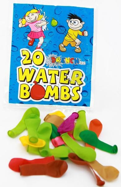 Pack of 20 Water Bombs