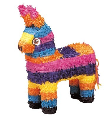 Burro the Donkey Pinata