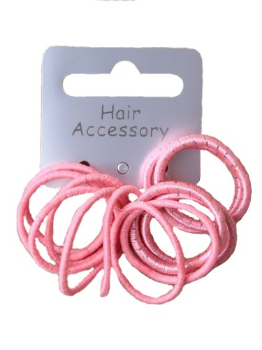 Pink Hair bands