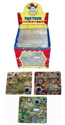 Army Jigsaw Party Bag Filler