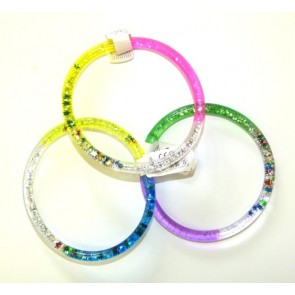 Glitter Bracelet Party Bag Filler