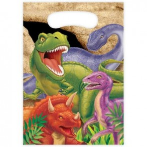 Dino Party Loot Bags