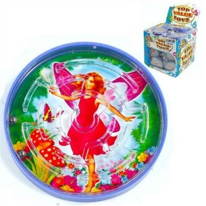 Fairy Maze Puzzle Party Bag Filler