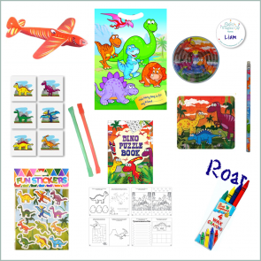 Dinosaur Party Bag - Just Fill Ready to Make