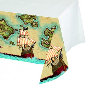 Pirate's Map Party Tablecover