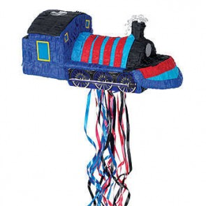 Thomas the Tank Engine Train Pull Pinata