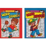 Boys Junior Word Search book