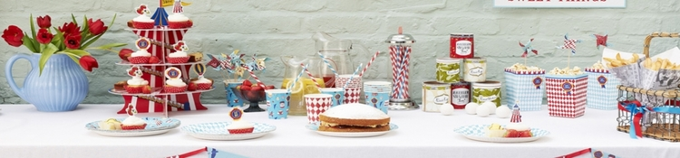 Everyday Party Tableware