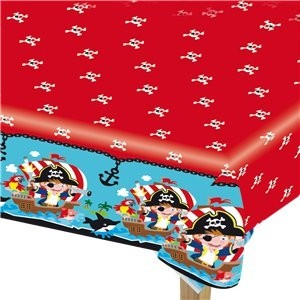 Captain Pirate Party Tablecover