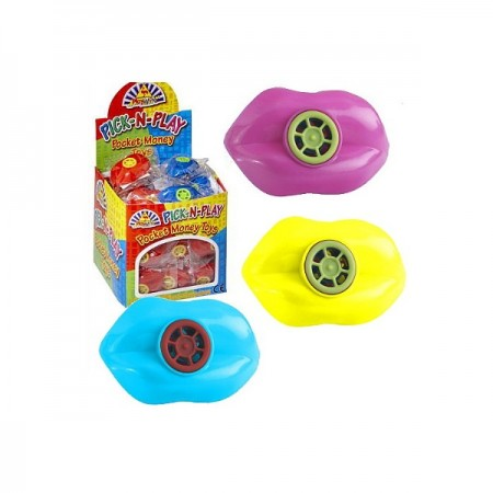 Whistle Lips Party Bag Filler