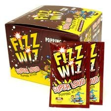 Fizz Wiz Cola Flavoured