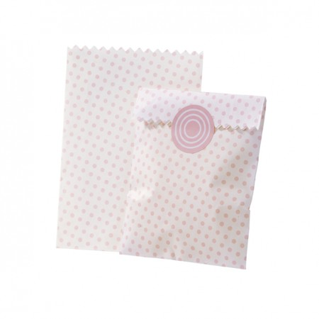 Mix & Match Mini Treat Bags - Pink