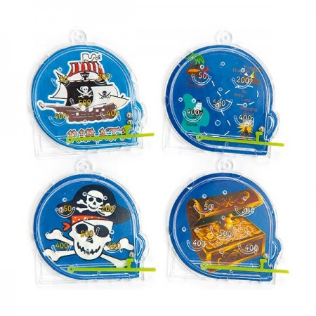 Mini Pirate Pinball Party Bag Filler