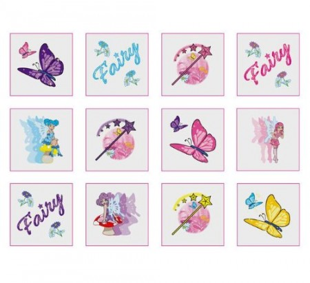 Fairy Temporary Tattoos Party Bag Filler