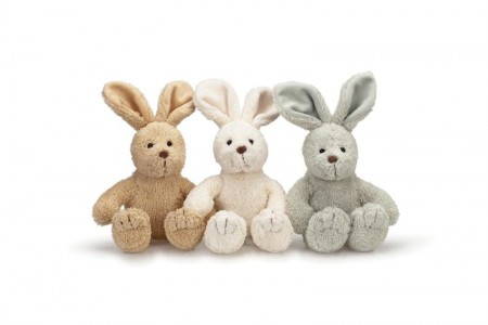 Ebba Rabbit in Grey