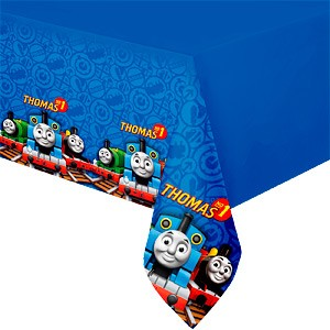 Thomas The Tank Engine Party Table cover