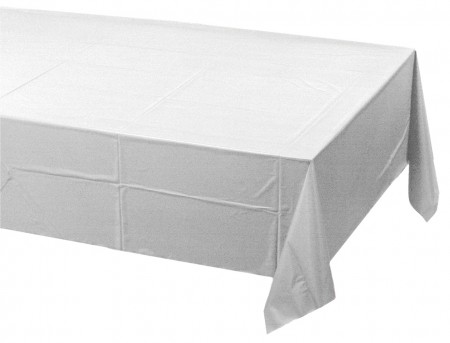 White Party Table cover