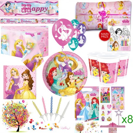 Disney-Princess-Ultimate-Party-Kit-For-8-Guests