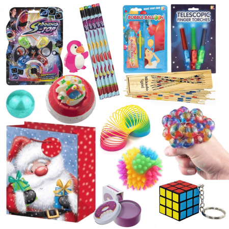Girls Christmas Stocking Fillers Gift Set 1 (13 items included)