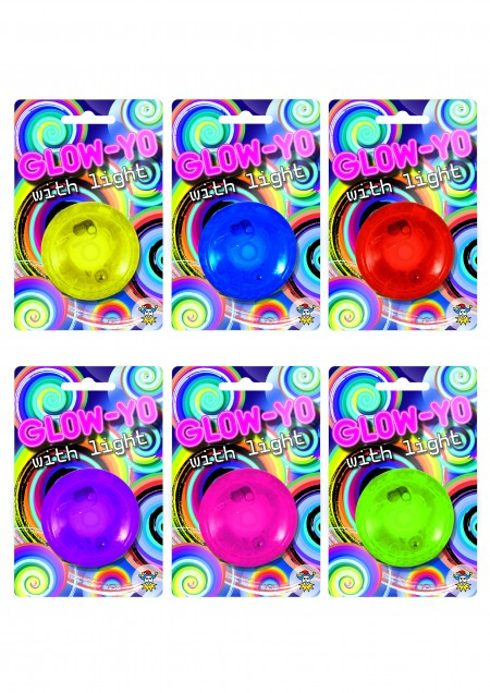 Glow Yo - Light Up YoYo