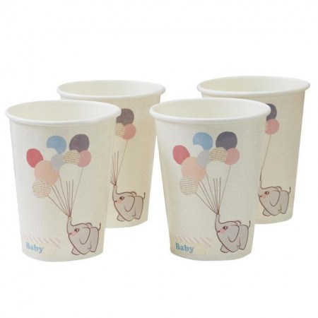 Little One baby shower Party Cups
