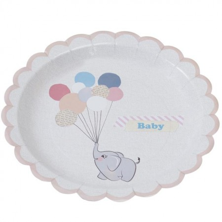 Little One Party Plate