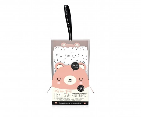 Oh K! Tissue and Mini Wipes Pack