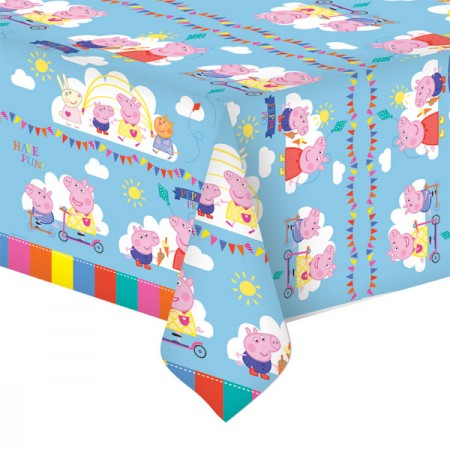 Peppa Pig Party Table Cover