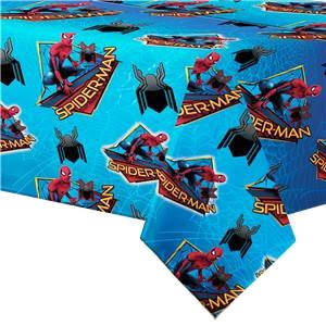 Spiderman Homecoming Party Tablecover