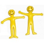 Yellow Stretchy Man Party Bag Filler