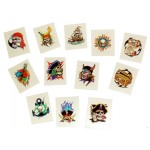 Pirate Temporary Tattoos Party Bag Filler