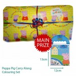 Peppa Pig Pass the Parcel with Main Prize