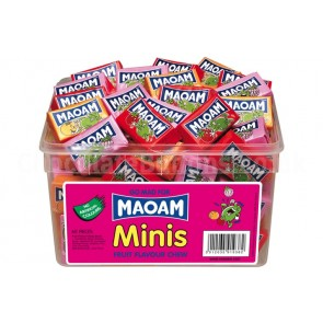 Maoam Mini Chew Packet