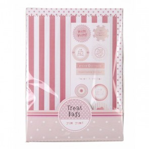 Pink N Mix Treat Bags