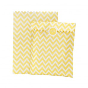 Mix & Match Treat Bags - Yellow