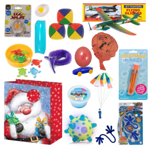 Boys Christmas Stocking Fillers Gift Set 1 (13 items included)