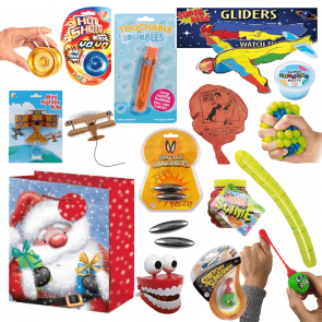 Boys Christmas Stocking Fillers Gift Set 3 (12 items included)