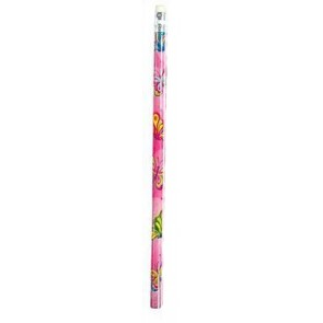 Butterfly Pencil with eraser Party Bag Filler