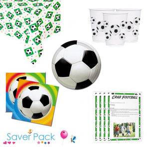 Championship Football Saver Pack