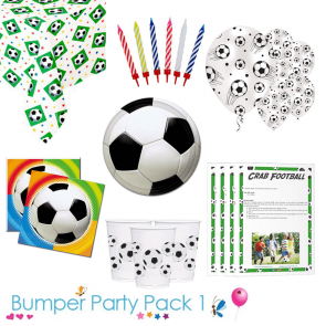 Championship Football Bumper Pack