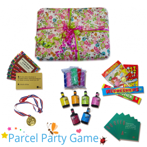 Fiora Dinner Party Parcel Game