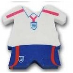 Mini England Football Kit Eraser Party Bag Filler