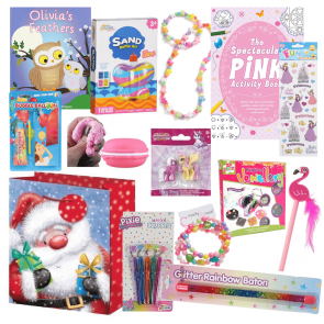 Girls Christmas Stocking Fillers Gift Set 2 (13 items included)