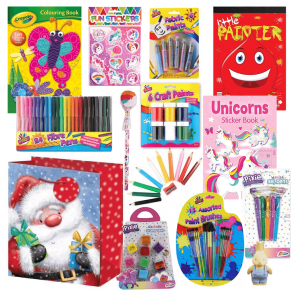 Girls Christmas Stocking Fillers Gift Set 3 (13 items included