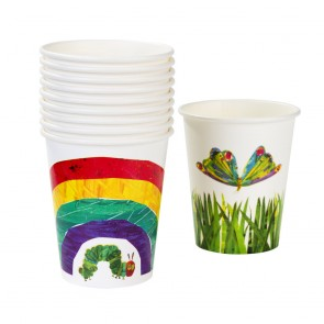 The Hungry Caterpillar Party Cups