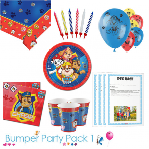 Paw Patrol Childrens Party Tableware