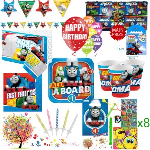 Thomas-The-Tank-Engine-Ultimate-Party-Kit-For-8-Guests