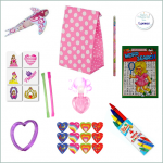 Girls Party Bag Option 2 - Just Fill Ready to Make