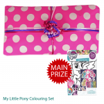Pass the Parcel Ready Made Party Game - My Little Pony