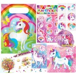Pre Filled Unicorn Party Bag